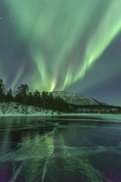 A fantastic aurora show!
