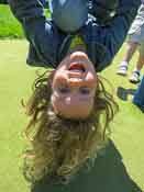 Mare upside down