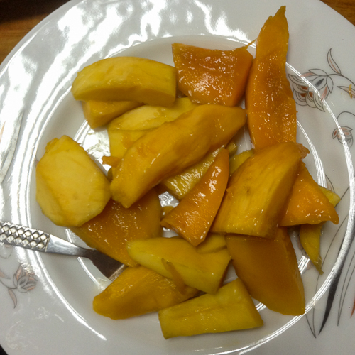 The best mango's EVER!!