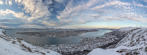 This view never gets boring! Tromsø from Storsteinen