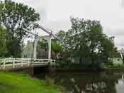 The village Zuiderwoude