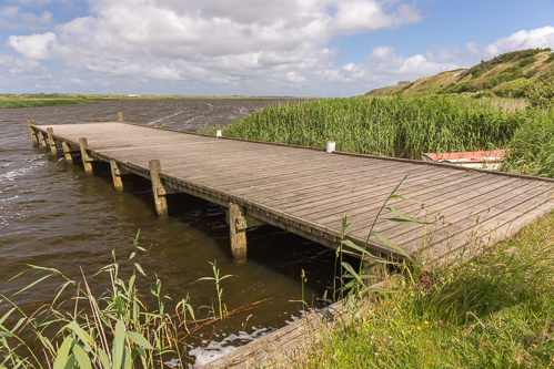 Jetty in Nymindegab