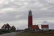 The lighthouse on the north tip of Texel