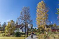 Arriving back at Sollihøgda