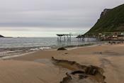 The beach at Rekvik