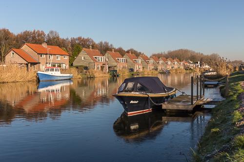 Boats on de Rotte