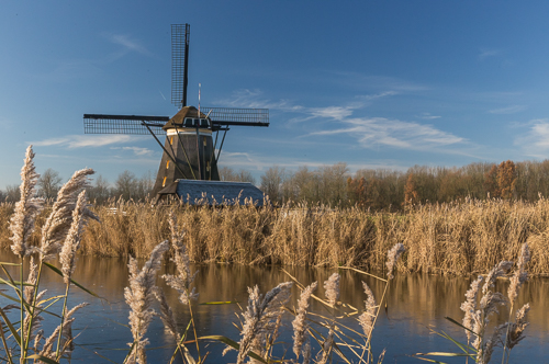 Another windmill along the way
