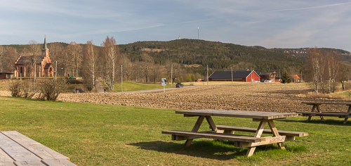 Sørkedalen, funny to find countryside while still in Oslo