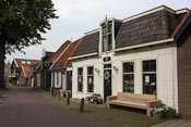 A shop in the Den Burg, the capital of Texel - this one belongs to the daughter of our neighbours