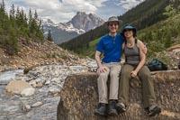 Patrick & Nicole at Emerald Basin
