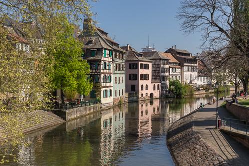 Strasbourg in springtime