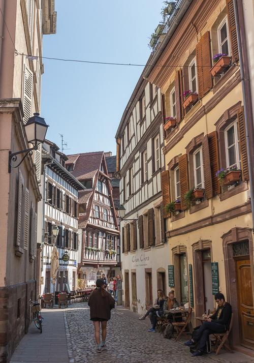 Pretty narrow streets