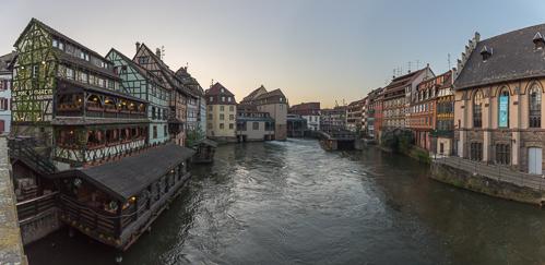 Petit France panorama