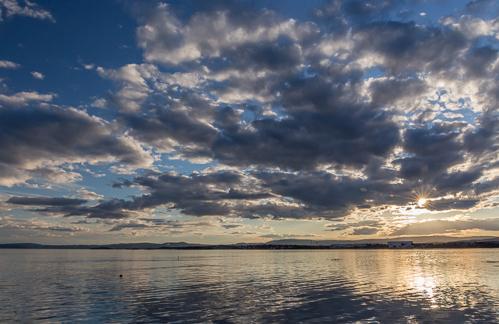 Sunset at Bygdøy