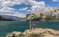 Windy Lake Minnewanka
