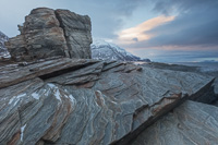 The rocks at Oldervik are really special!