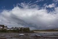Low tide at Borth-y-Gest near Porthmadog