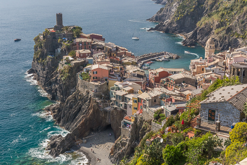 Beautiful Vernazza