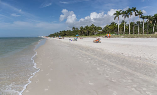 Naples City Beach