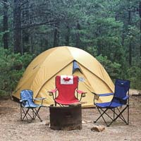 This made me giggle: three little bears went camping?