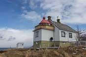 The lighthouse at Torsvåg