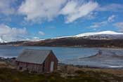 Nice old boathouse near Sandbukta beach
