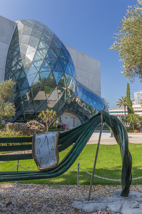 The Dalí museum
