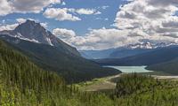 Fantastic views of Emerald Lake