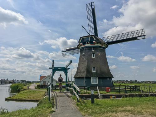 Mill & bridge