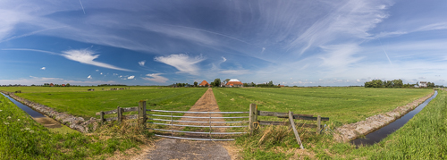 A very Dutch panorama