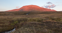 Nonstinden turned into Ayers Rock!