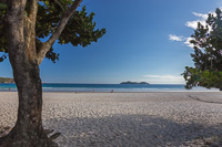 The entrance to Lopes Mendes