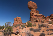 Balanced Rock from a different angle