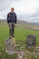 This was Cerrig Arthur, so much fuss about 3 rocks...