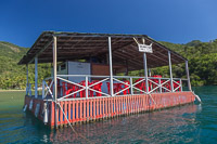 The floating bar