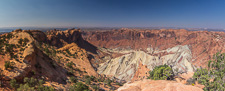 Upheaval Dome, the origins of this eroded crater are debated