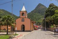 Church in the centre