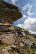 Enormous rock