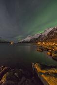 Aurora from Ersfjordbotn
