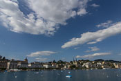 Luzern from the boat
