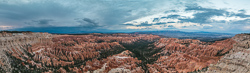Even wider panorama from Bryce Point :)