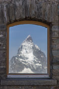 The Matterhorn reflected