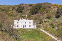 Millcombe House on Lundy, also a holiday rental!