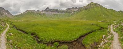 Crossing the Wichlenmatt Basin