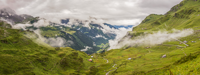 View from the Klausenpass, 1948 m