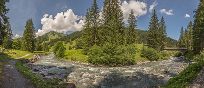 The Reichenbach stream.