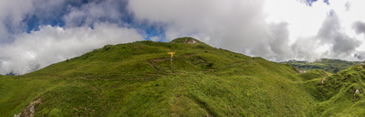 The Trüttlisberg Pass (2038 m) was not the most exciting pass ;)