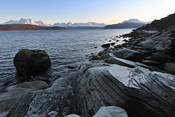 Another view towards Lyngen