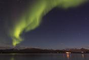 Impressive aurora show!