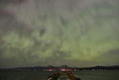 The sky was just FILLED with aurora, crazy!